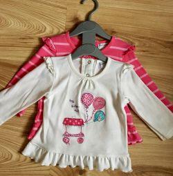 Νέα φορέματα για το κορίτσι