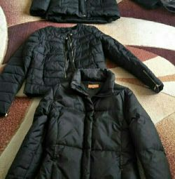 Three jackets to choose size M, each 650 r.