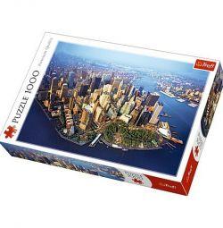 New York puzzle 1000 el.