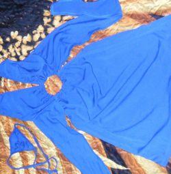 Новый комплект платье+ бикини