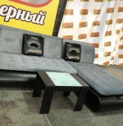 Corner sofa-bed Topaz-2 DU (3 cat.)