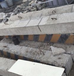 Reinforced concrete jumpers (new)