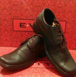 Παπούτσια για άνδρες 9-612Σ (ΔΙΑΣΤΑΣΕΙΣ: 40,41,44)