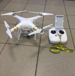 Квадрокоптер DJI Phantom 3 Professional 4k