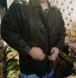 Продам натуральну шкіряну куртку