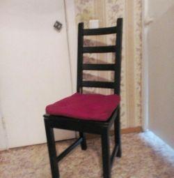 Chair throne
