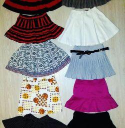 Πολλές φούστες 42-46 Φούστες