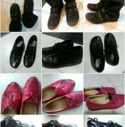 Ayakkabı 35-36 ila 500p!