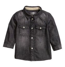 New Denim shirt H & M