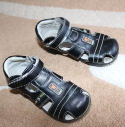 Sandalet Sun, yumuşak ve rahat,