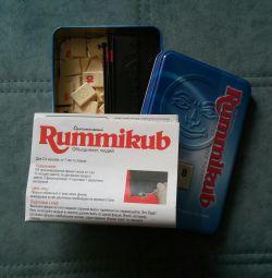 Popular Game Rummikub