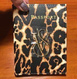 Κάλυψη διαβατηρίου για το Μυστικό της Βικτώριας
