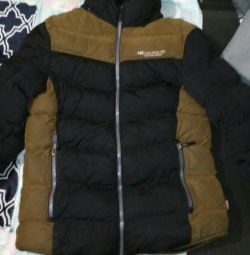 Down jacket winter jacket