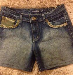 Shorts jeans size M