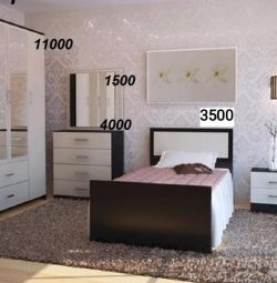 Teenage bed Sakura