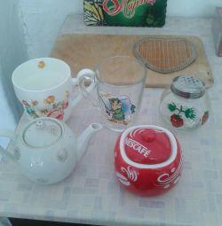 купа посуду