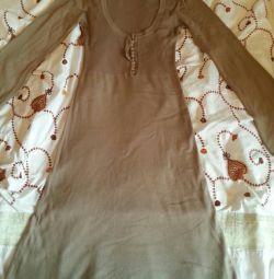 Marcă rochie tricotată