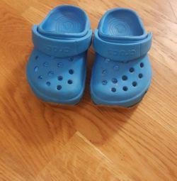 Crocs original 21-22r. S4-5