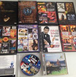 DVD video discs