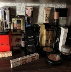 Infinitely many cosmetics !!!!!
