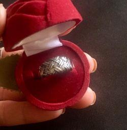 Ασημένιο δακτύλιο 925