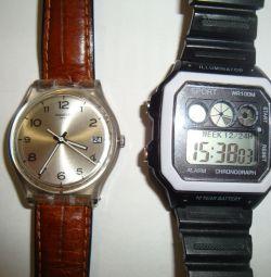 Часы sport wr-100m