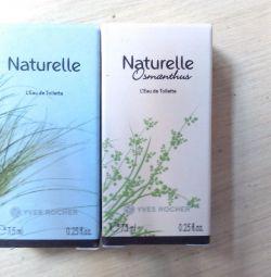 Φυσικό νερό τουαλέτας, 7,5 ml