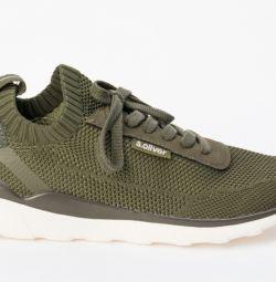 Ανδρικά παπούτσια S. OLIVER. Νέα.
