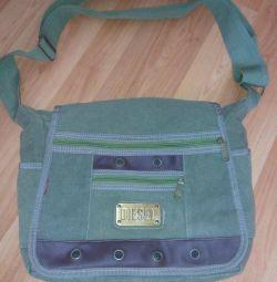 Вместительная прочная сумка DIESEL