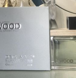 DISCOUNT 20%! She Wood Crystal Creek Wood DSQUARED²