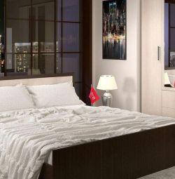 кровать фиеста с матрасом160
