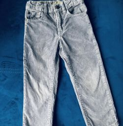 Pants for a boy (3 years)