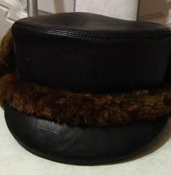 Men's hat p 56-57 cm
