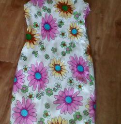 Φόρεμα από μετάξι από blingor