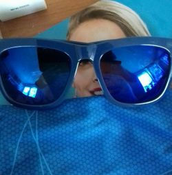 Glasses in a soft cover