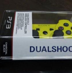 PlayStation 3 Gamepad / Κίτρινο / Κατάστημα