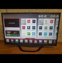 LG LED 3D Smart TV 47LA644V (FHD / WIFI)