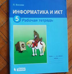 Workbook for Informatics