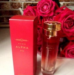 Alpha Avon Women's Eau de Parfum NEW