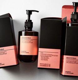 Healing professional shampoo Moremo Moremo