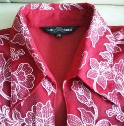 blouse size 50