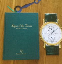 Book of chronoswiss watches