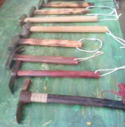 hammers from the ussr