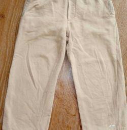 Pantaloni pentru baieti 4-5 ani