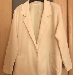 Пиджак летний, р50-52