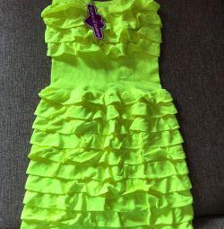 Kadın elbisesi. Yeni.