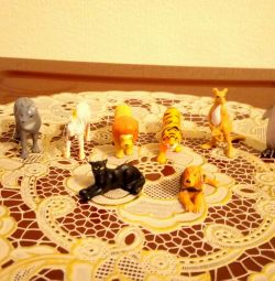 Collection of animals (10 pcs.)