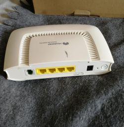 Huawei Echolife HG510a modem