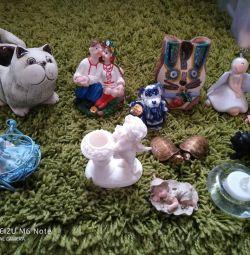 Figuri ceramice