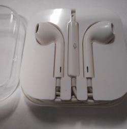 Гарнитура apple iPhone 7 - оригинал новая